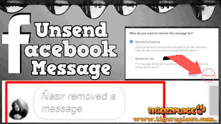 Facebook, Tricks & Tutorials, unsend a facebook message, facebook message delete, remove for everyone facebook, delete for everyone in facebook, Delete Facebook Messenger Messages,