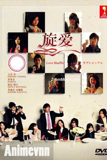 Love Shuffle - Hoán Đổi Tình Nhân 2009 Poster