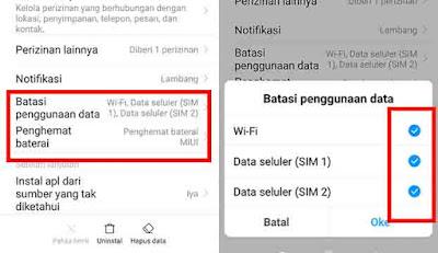 Cara Memblokir Iklan Aplikasi di HP Android