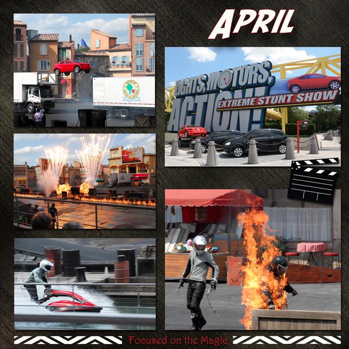 Lights, Motors, Action! Extreme Stunt Show at Disney's Hollywood Studios in Walt Disney World