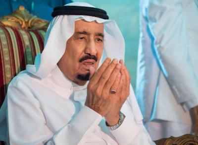 Raja Salman Di Mesjid Istiqlal