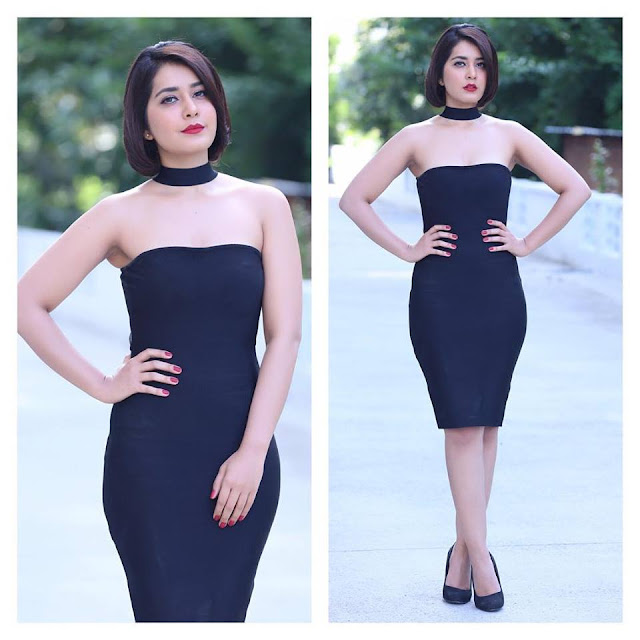 Raashi Khanna in Dimple & Amrin