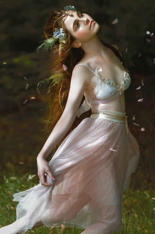Lillian Liu arte fotografia fashion surreal mulheres modelos fantasia onírico lirismo
