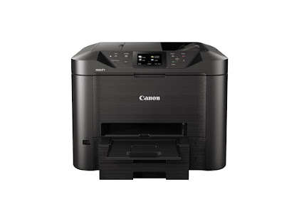 Canon MAXIFY MB5100 Series Driver Download