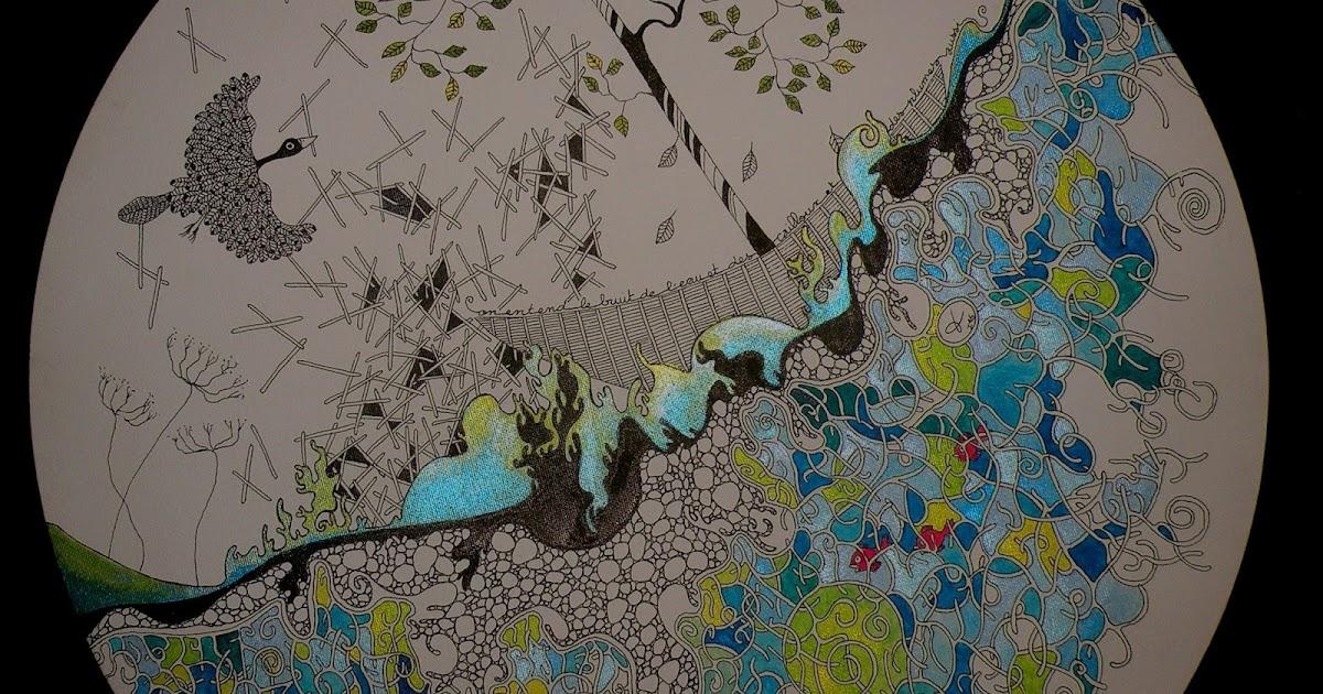 Oeuvresverotib encres couleurs for Le canape gif sur yvette