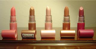 five Essence Lipsticks Spring/Summer 2012 Line.jpeg