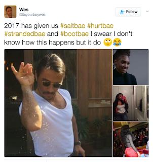 SaltBae HurtBae StrandedBae BootBae