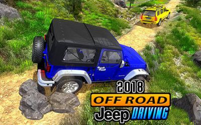 Game Balap Mobil Offroad Jeep Driving 2018 Android