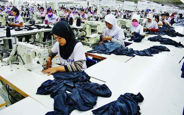 Informasi Lowongan Kerja Pabrik Textile PT TCK Textiles Jababeka Cikarang
