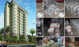 Are You Serious? Bank Claims Ikoyi Flat Where N13bn Was Uncovered