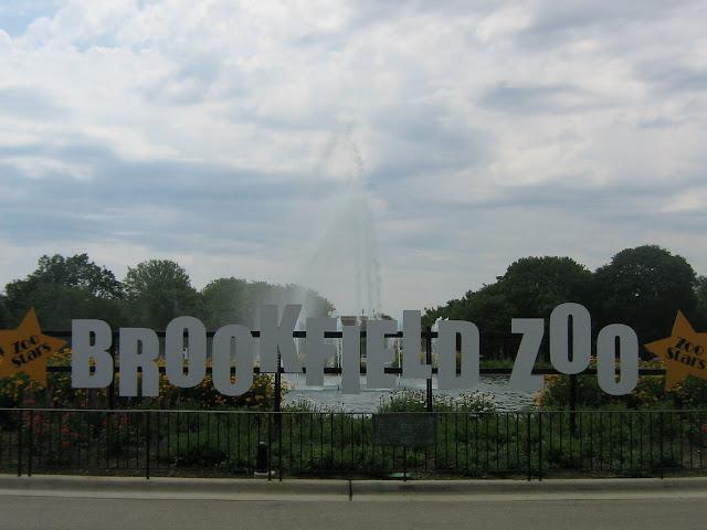 Land mark of Brookfield Zoo