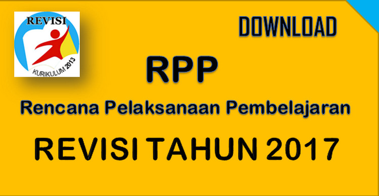Download Rpp Kurikulum 2013 Revisi Tahun 2017 Guru Nusantara