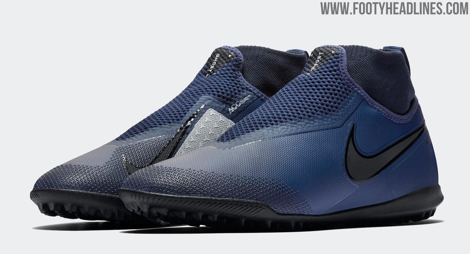 2da0f6f56d9 Special  Midnight Navy   Wolf Grey   Nike React Phantom VSN Boots Released