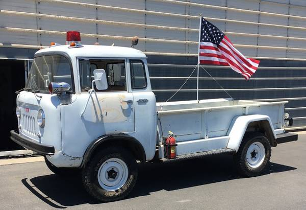Very Rare, 1958 Jeep FC170 4X4 Truck