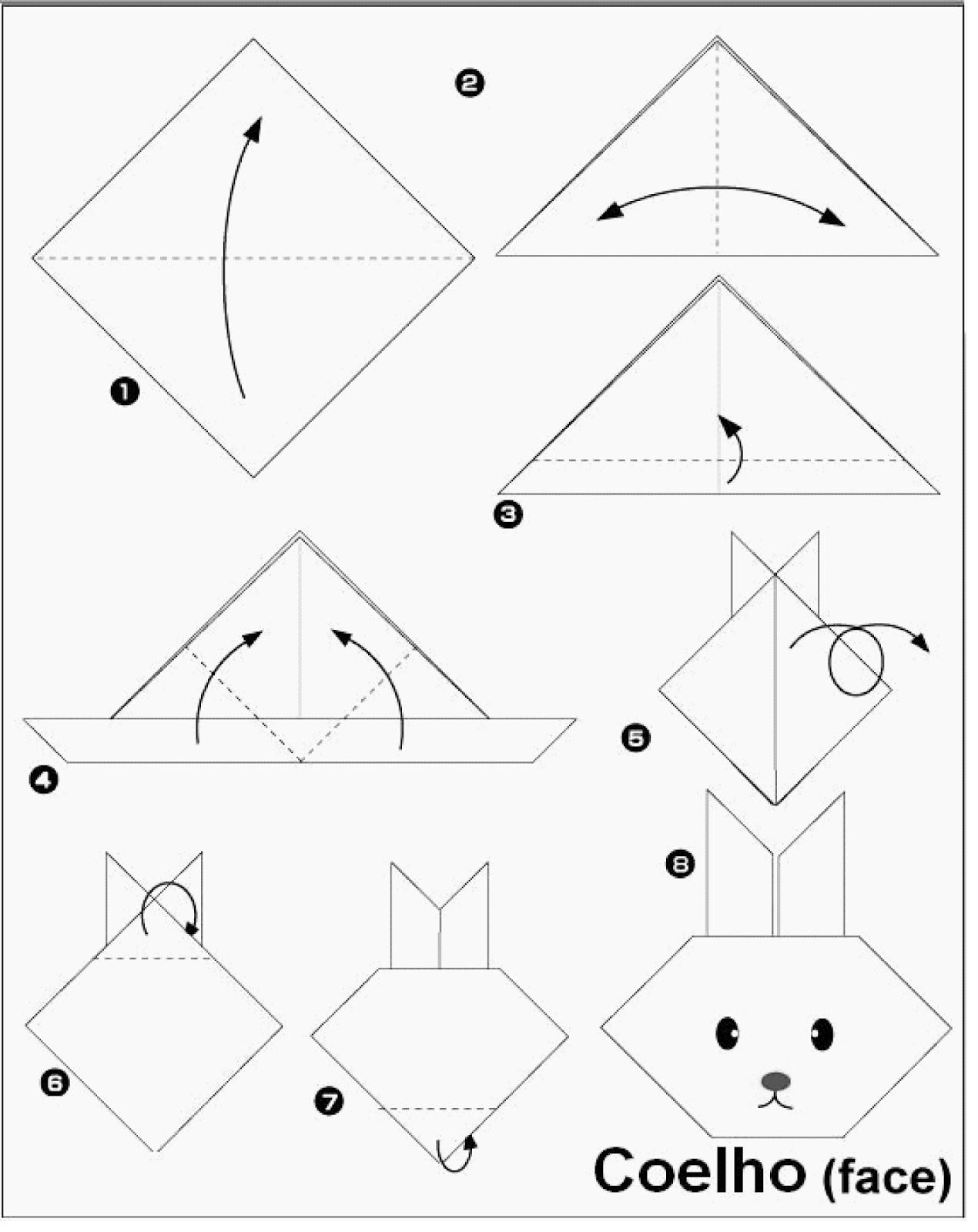 Apostila De Origami Com Moldes