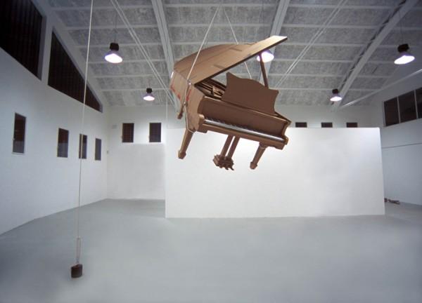 Скульптуры из картона. Chris Gilmour 4