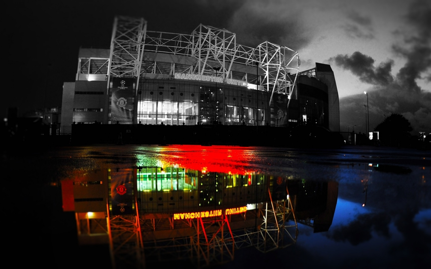 Wallpapers Hd For Mac: Old Trafford Wallpapers