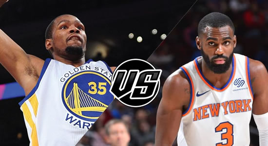 Live Streaming List: Golden State Warriors vs New York Knicks 2018-2019 NBA Season