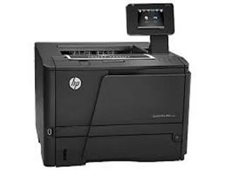 Image HP LaserJet Pro M401dw Printer