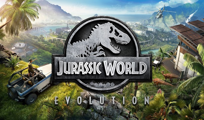 Jurassic World Evolution İndir