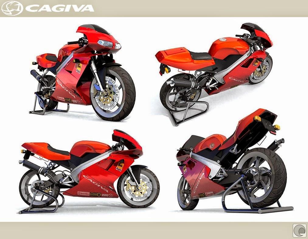 CAGIVA MITO 125