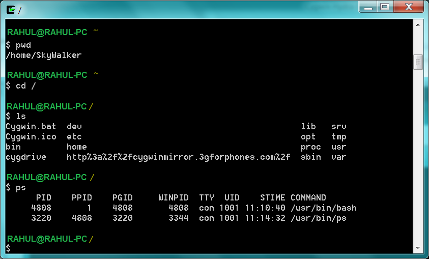 compile hydra cygwin windows 8