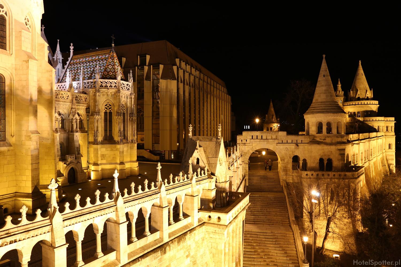 Hilton Budapest - recenzja - Hotel Spotter
