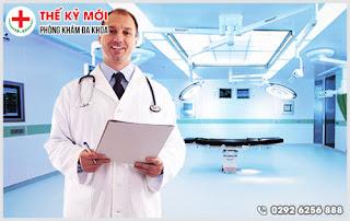 Phòng khám đa khoa Thế Kỷ Mới