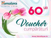 Castiga vouchere pentru achizitionarea de produse din gama Rumalaya