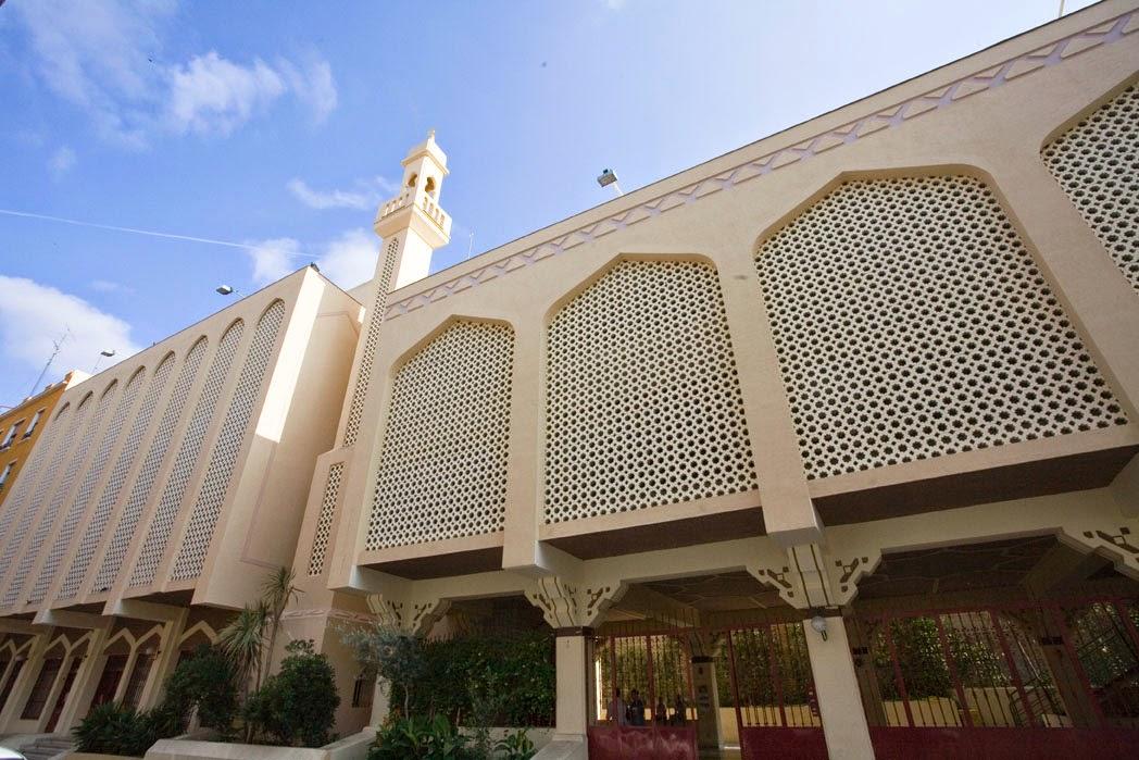 Masjid Abu-Bakr, Spanyol