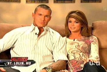 randy orton and stacy keibler dating in real life