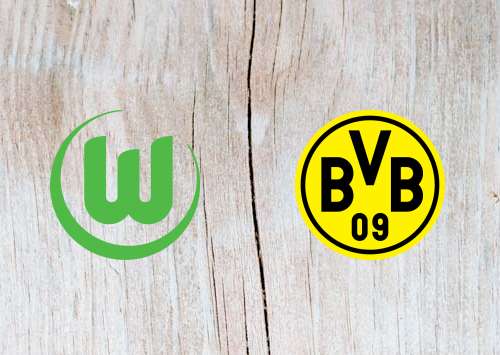 Wolfsburg vs Borussia Dortmund Full Match & Highlights 03 November 2018