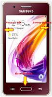 Hard Reset Samsung Z2