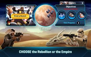 Download Game MOD Star Wars Tm : Commander Apk Mod Damage/Health Terbaru 2017 3