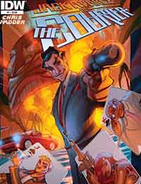 Jack Avarice is The Courier Comic