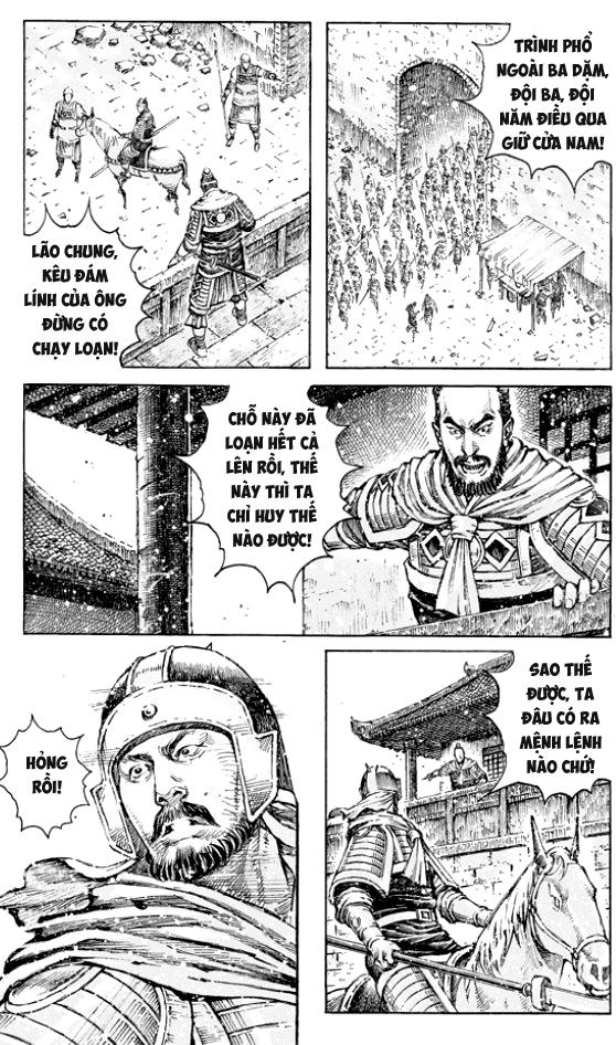 Hỏa Phụng Liêu Nguyên Chap 505 - Trang 3