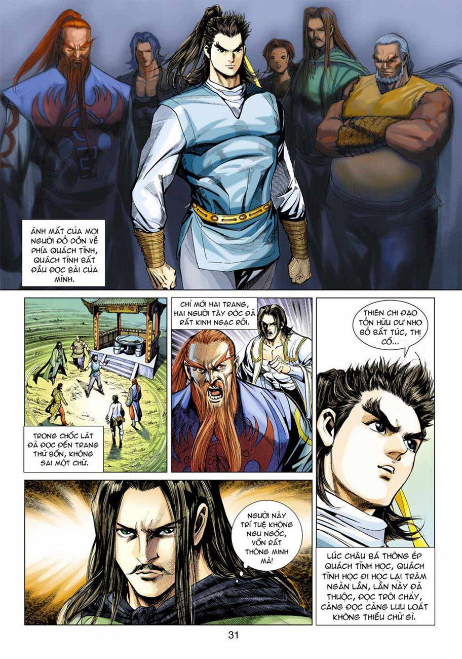 Anh Hùng Xạ Điêu anh hùng xạ đêu chap 47 trang 31
