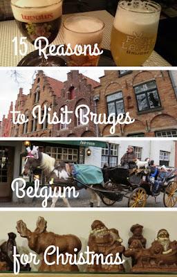 15 Reasons to Celebrate Christmas in Bruges Belgium (aka Brugge)