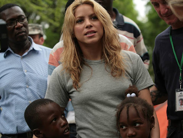 Shakira dona US$15 millones para ayudar a Haití tras el paso del huracán Matthew