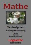 Textaufgaben Dreieck Umfang Mathematik PDF