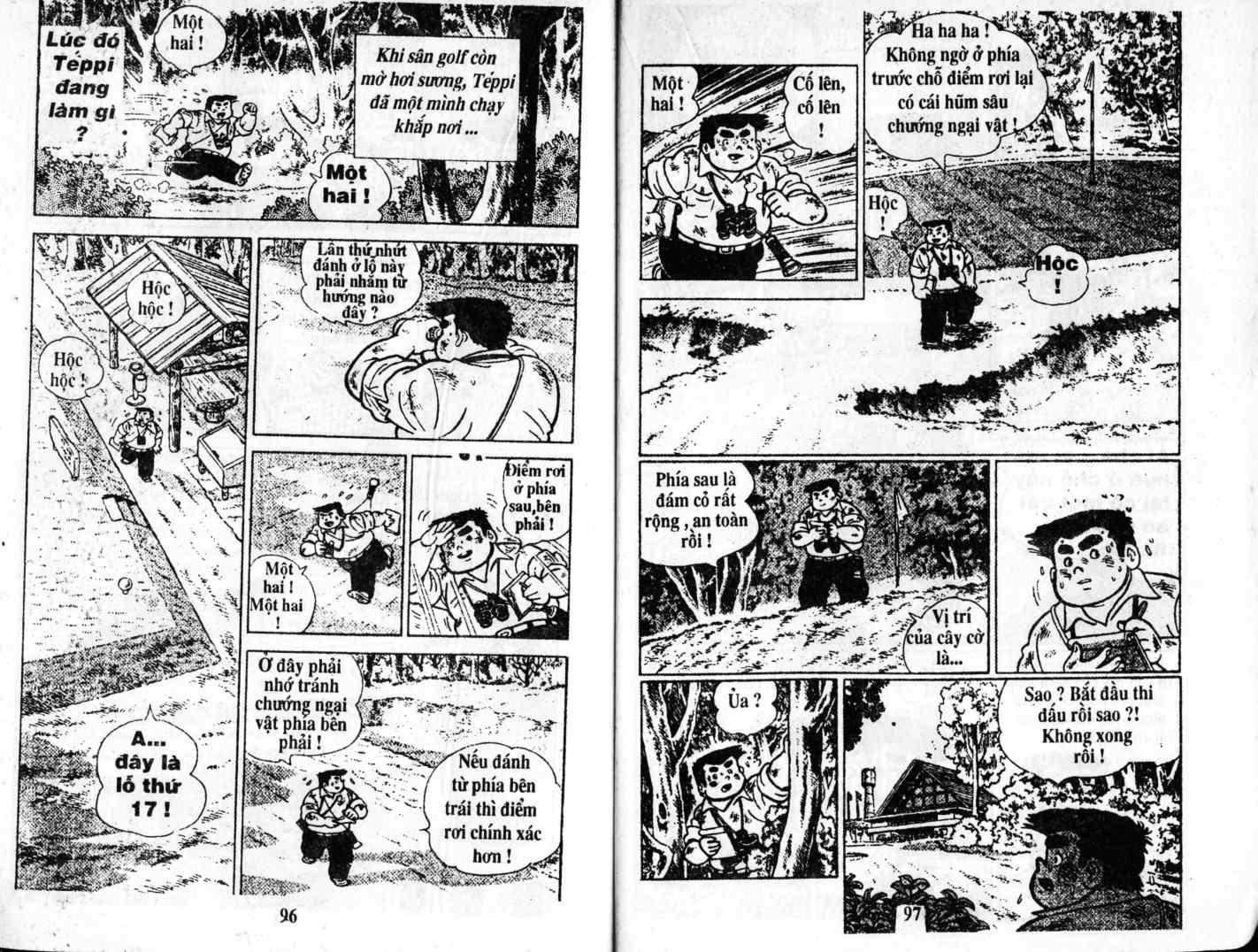 Ashita Tenki ni Naare chapter 2 trang 47