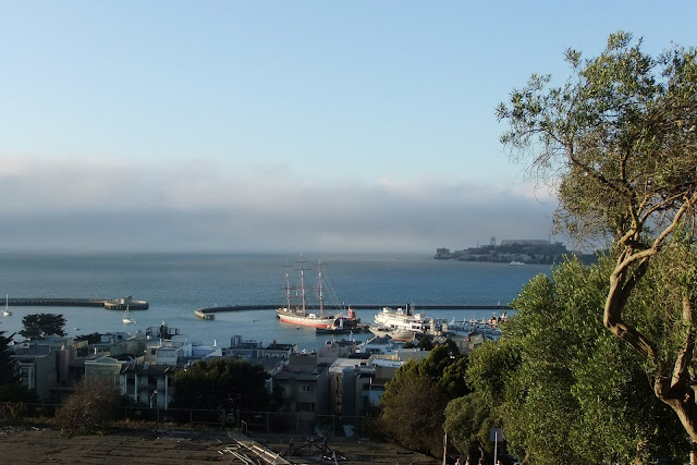 sf-view-alcatraz サンフランシスコ-アルカトラズ