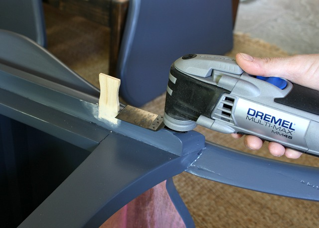 dremel multi-max cutting shim