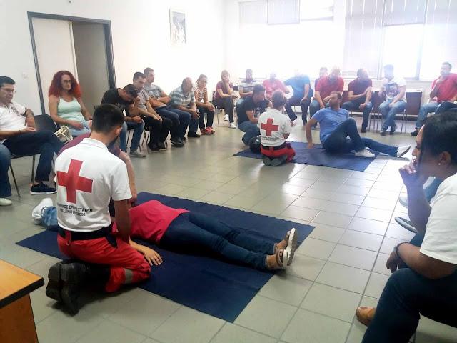 Αργολίδα: Εκπαίδευση Πρώτων Βοηθειών στην Ελληνική Αστυνομία
