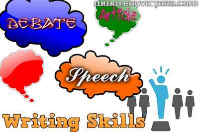 CBSE Class 11/12 - English Writing: Article vs Speech vs Debate - Guidelines (#cbsenotes)(#eduvictors)