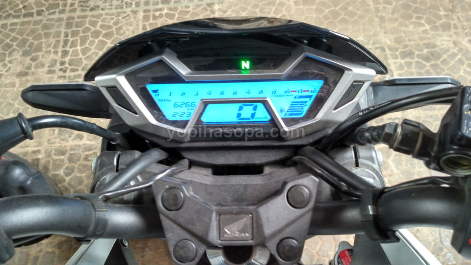 Visor All New CB150R Standar