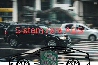Sistem Rem ABS ( Anti-Lock Breaking System) pada kendaraan