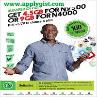 GLO Cheapest DATA IN NIGERIA