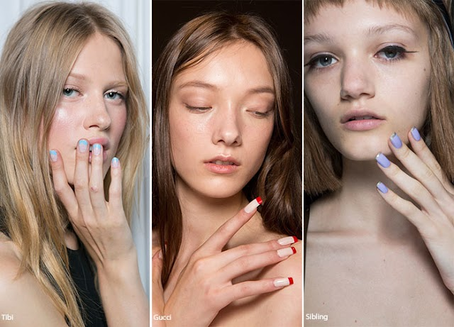 SPRING SUMMER 2016 NAILS TRENDS