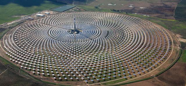 La centrale solaire Noor au Maroc veut éclairer toute l'Afrique